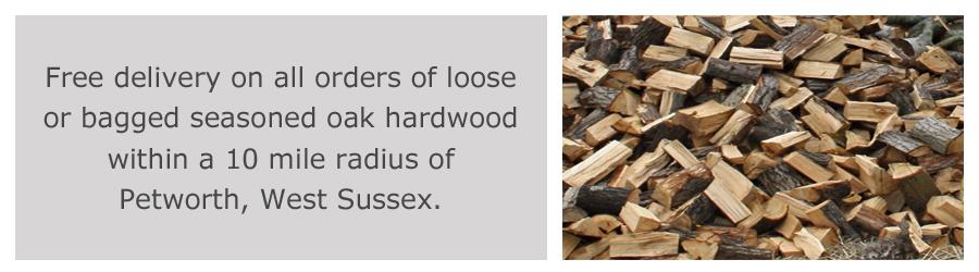 Petworth Logs home